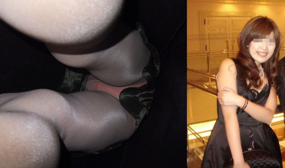 【逆さ撮りエロ画像】真下ががら空き!ミニスカ女子の逆さパンチラ大特集(;・∀・)