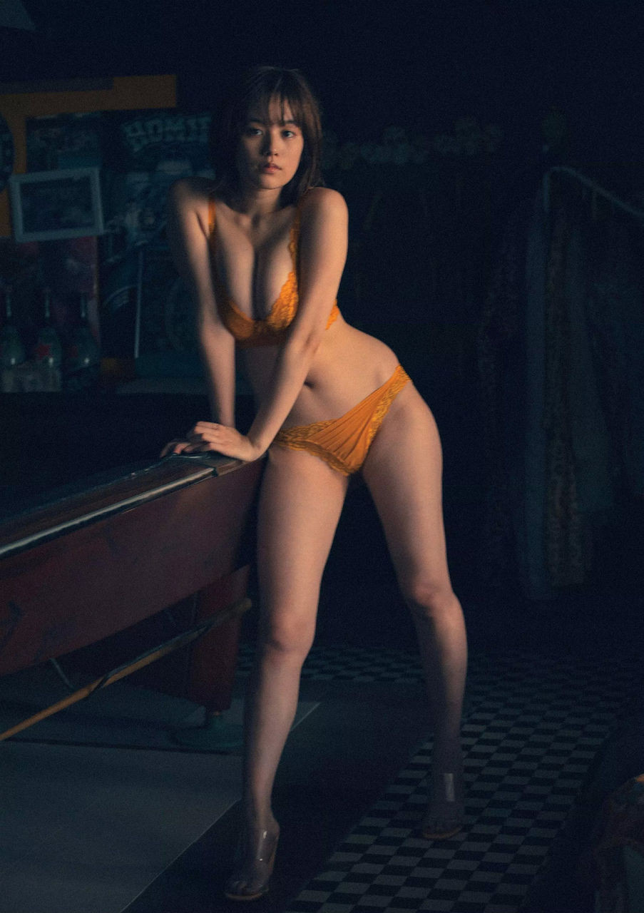 【筧美和子エロ画像】雰囲気からたまらないムチムチ巨乳グラドル・筧美和子!(;´Д`)