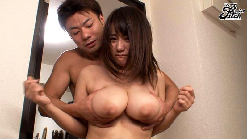 【清塚那奈エロ画像】地味系ムチムチな爆乳&デカ尻娘・清塚那奈!