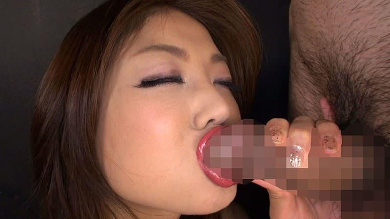 【口淫エロ画像】舐めとしゃぶりをバランス良くが理想のフェラご奉仕!