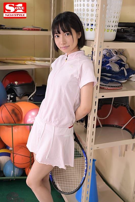 【伊賀まこエロ画像】AVと忍者が大好きなスレンダー美少女・伊賀まこ!