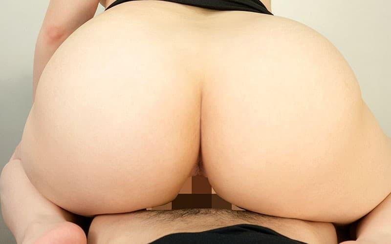 【藤白桃羽エロ画像】競泳系の美巨乳美巨尻ボディが自慢な藤白桃羽!