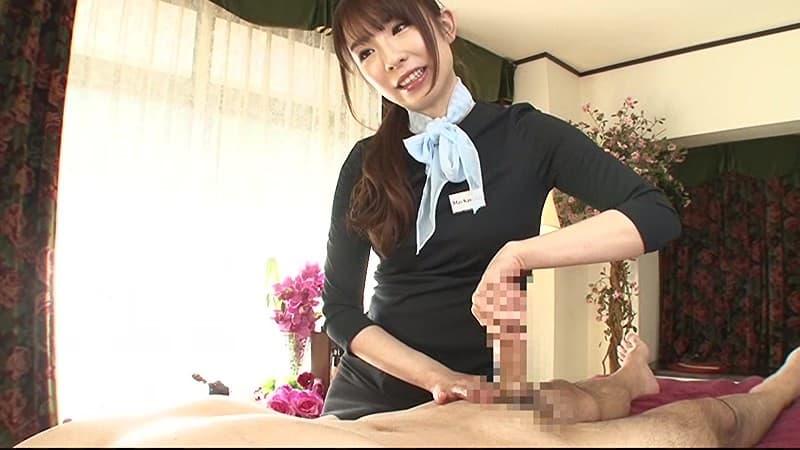 【手コキエロ画像】オイル等使えば更に快感アップ!?拘りのハンドジョブ