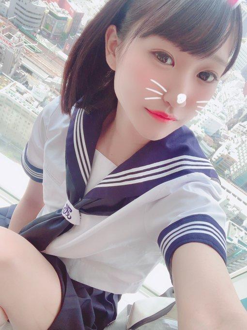 【渚ひまわりエロ画像】実は超敏感な貧乳スリム美少女・渚ひまわり!