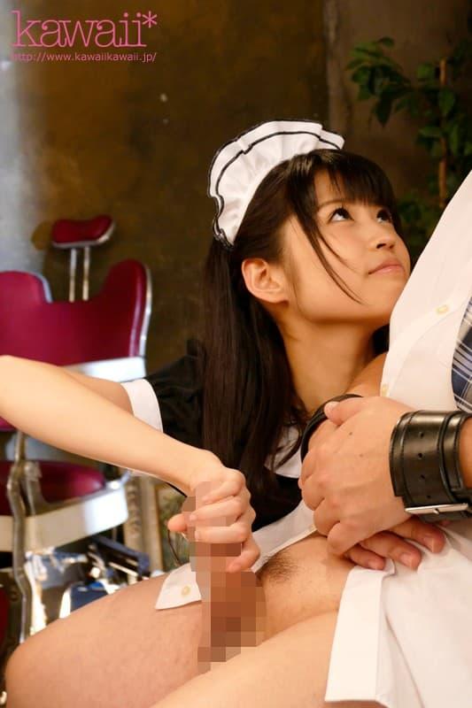 【さくらゆらエロ画像】感度抜群の激カワ美尻美少女・さくらゆら!