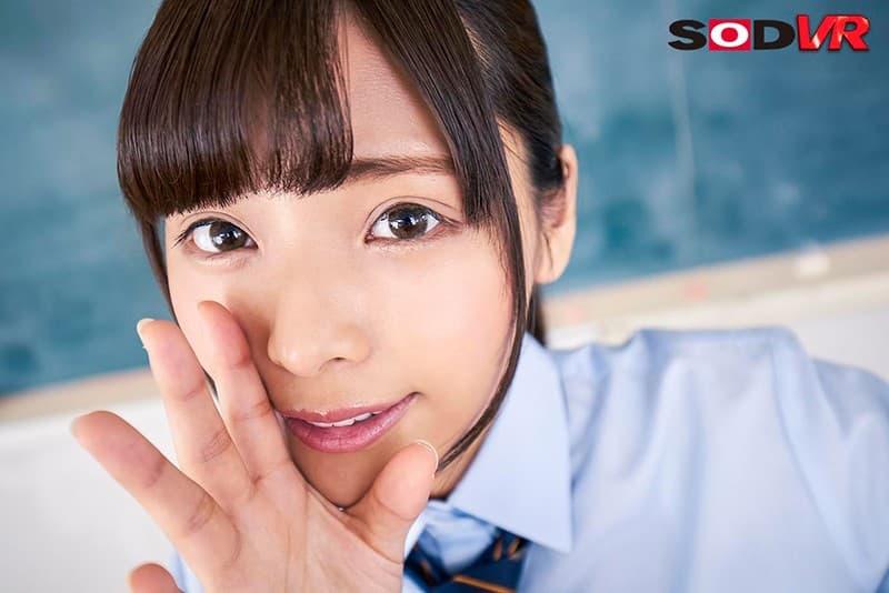 【久留木玲エロ画像】耳に性感スイッチがある笑顔が素敵な美少女・久留木玲!