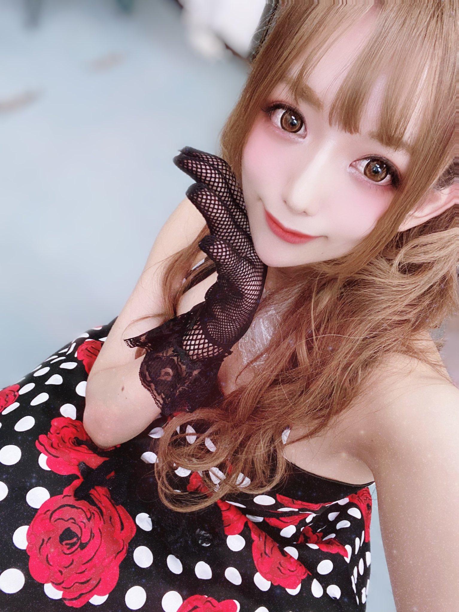 【優月心菜エロ画像】特に首絞めが好きと宣う元アイドル美少女・優月心菜!