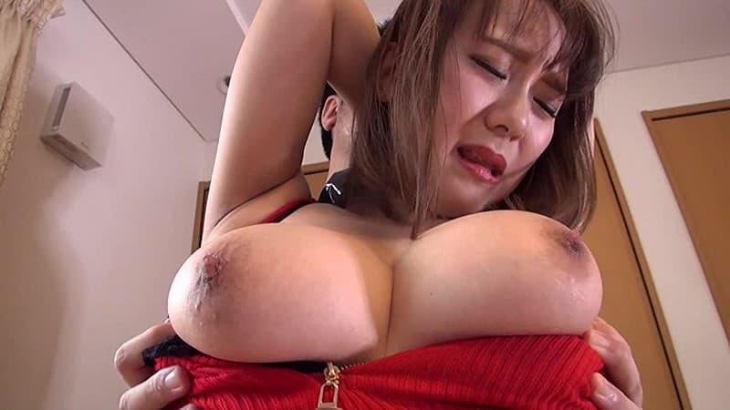 【奈槻れいらエロ画像】Hカップのムチムチボディな寝取られ妻系・奈槻れいら!