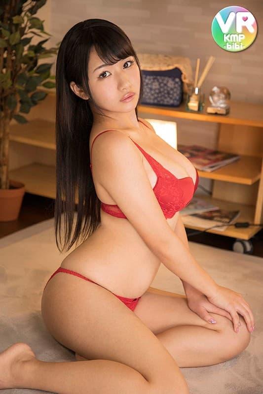 【如月夏希エロ画像】Eカップ美巨乳輪がたまらない美少女・如月夏希!