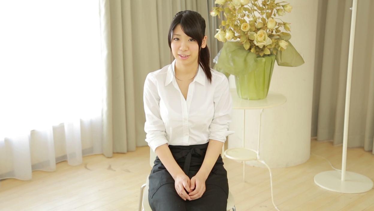 【高尾明日香エロ画像】スタイル抜群な純朴美巨乳娘・高尾明日香!