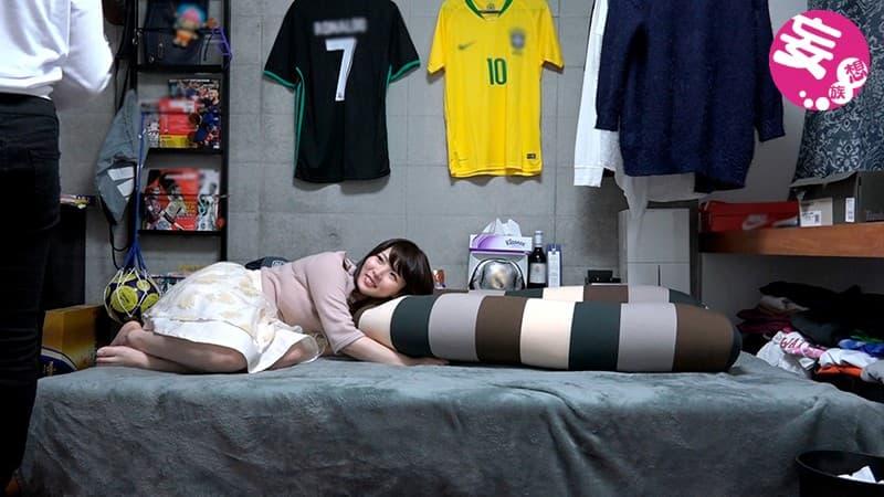 【天月叶菜エロ画像】癒やしを与えるムチムチボディ美少女・天月叶菜!