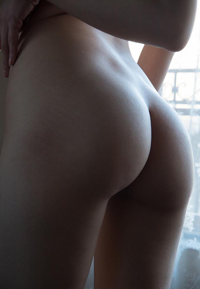 【美尻エロ画像】できるなら横に置いて好きな時に堪能したい生美尻!