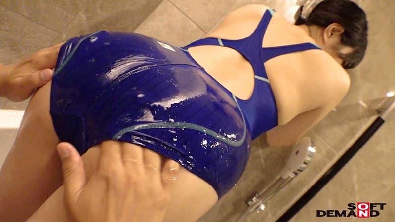 【中城葵エロ画像】水泳で培った健康的ボディが魅力の天然美少女・中城葵!