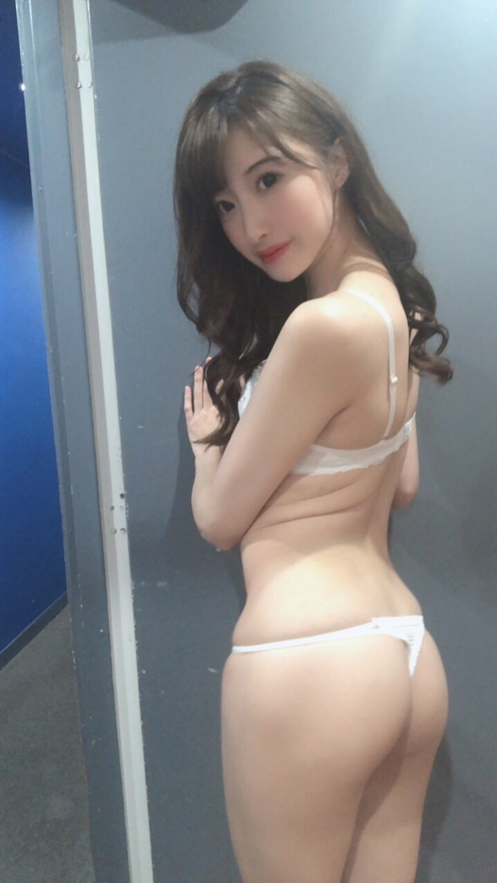 【星宮一花エロ画像】ずっとなりたかったAV女優になれた長身娘・星宮一花!