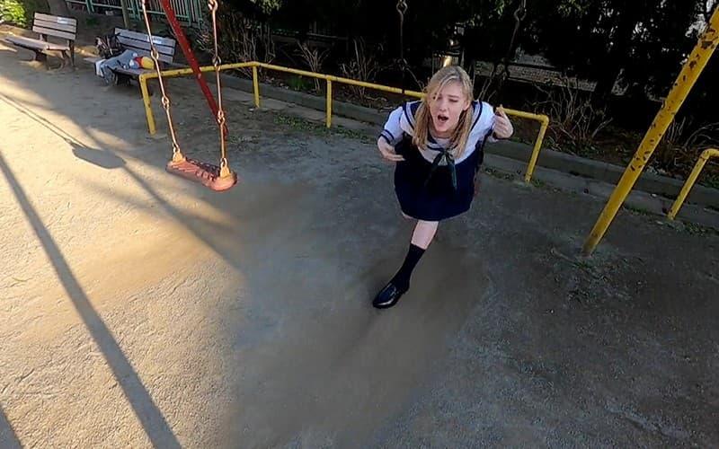 【メロディー・雛・マークスエロ画像】本場海外より来た超美乳美女、メロディー・雛・マークス!