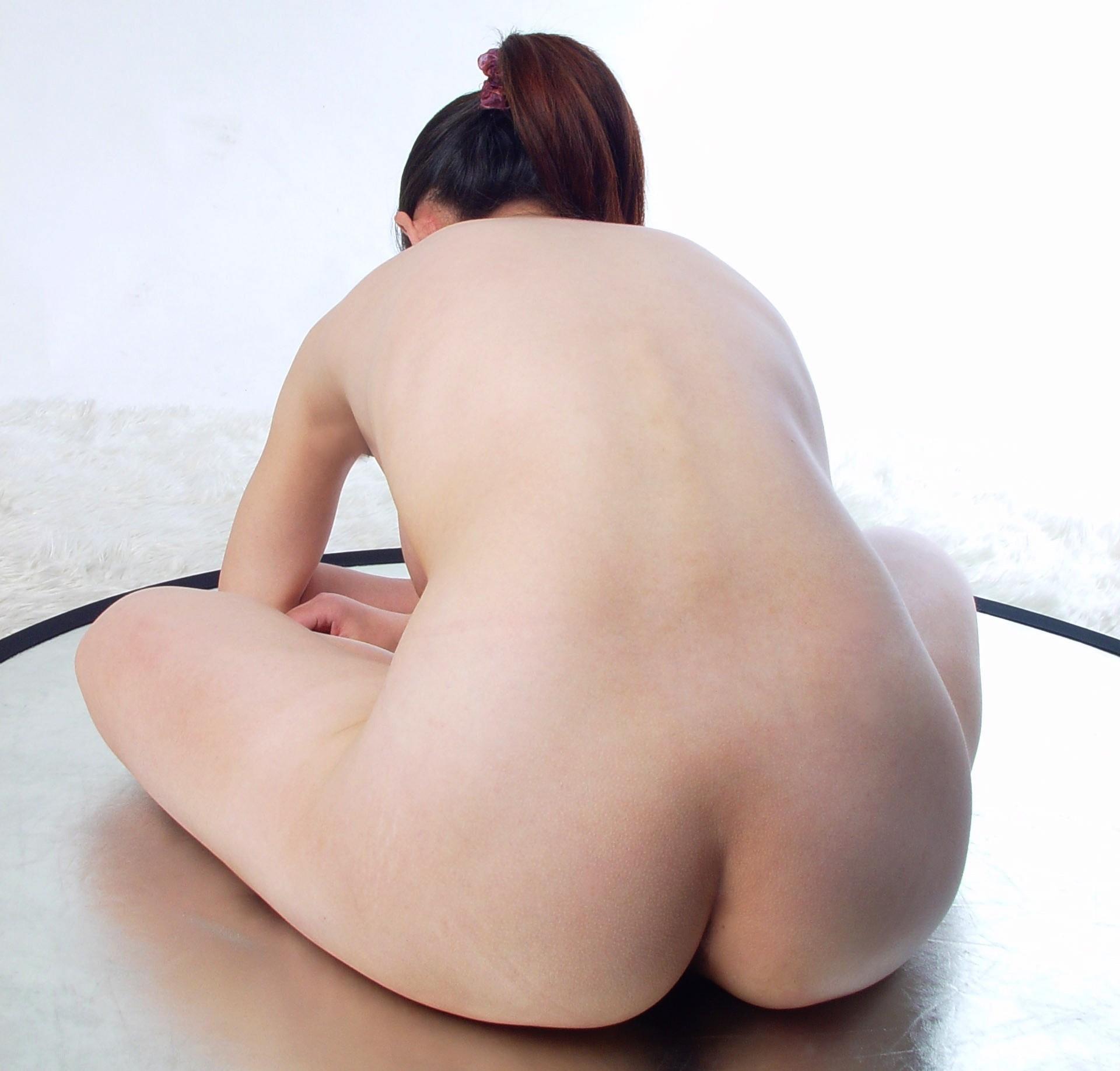 【美尻エロ画像】脱がせてコレなら感動…理想的な極上ヒップコレクション!