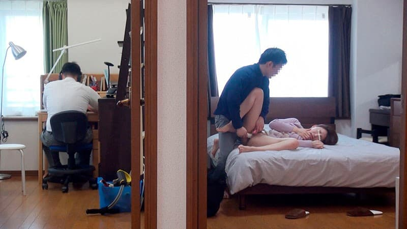 【寝取られエロ画像】趣味嗜好とするには心が痛い…初心者禁止の背徳NTR!