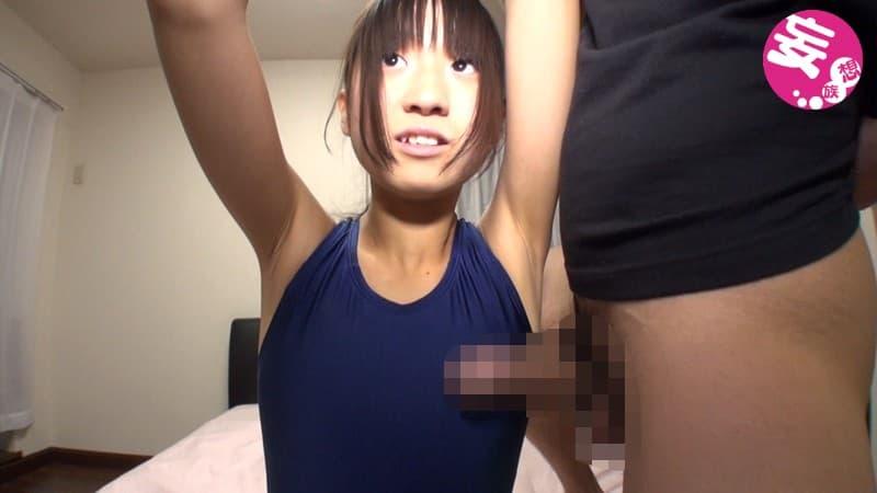 【宮内栞エロ画像】王道の小柄ちっぱいパイパンなロリ系・宮内栞!