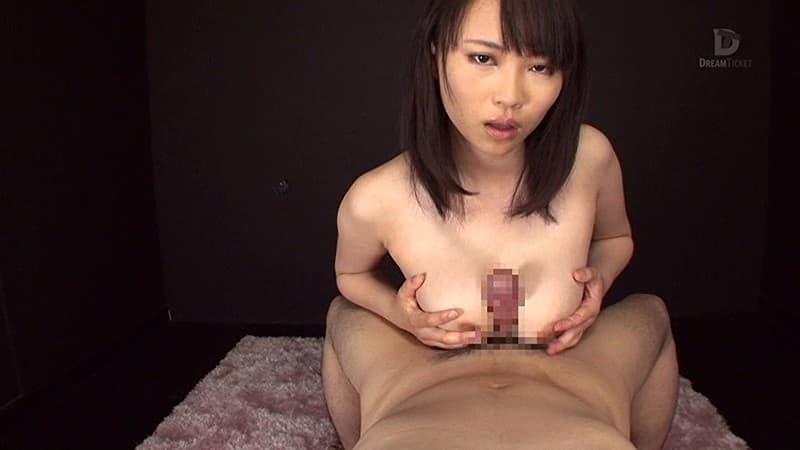 【パイズリエロ画像】乳まんこで大量発射がゴールな巨乳パイズリ!