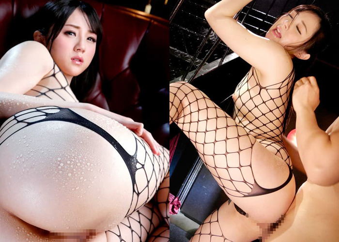 絶品巨尻を持つ美少女・鈴原エミリのエロ画像