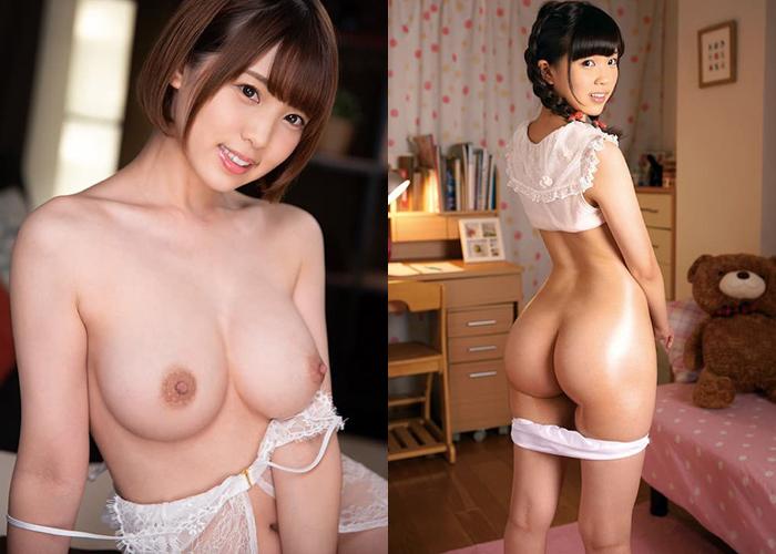 期待のロリ巨乳ちゃん・竹田まいエロ画像