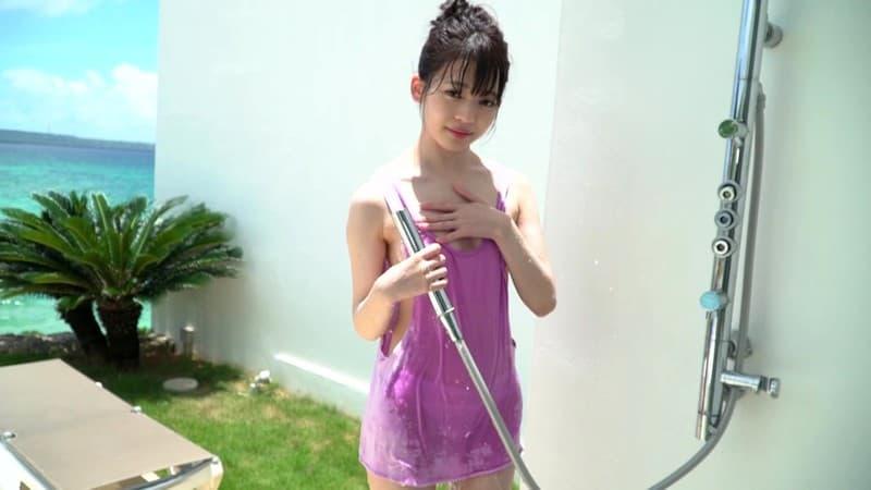 【槙いずなエロ画像】超スリムで可愛さレベル最上級な奇跡の美少女・槙いずな!