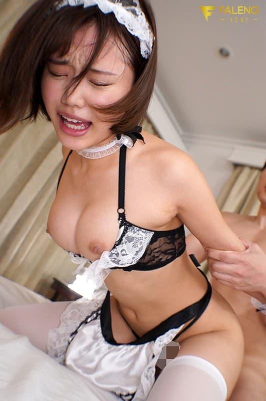 【二階堂夢エロ画像】細身なのに美乳美尻な恵まれ要素多数な美少女・二階堂夢!