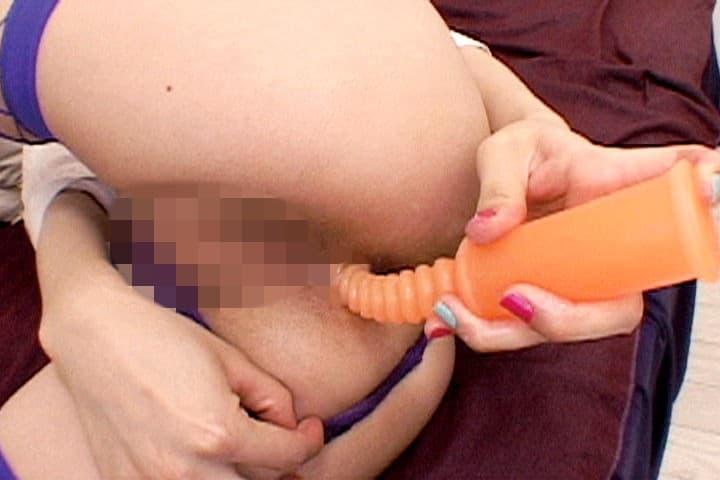 【自慰エロ画像】前立腺持ちと疑いたくなるような変態淑女のアナルオナニー!