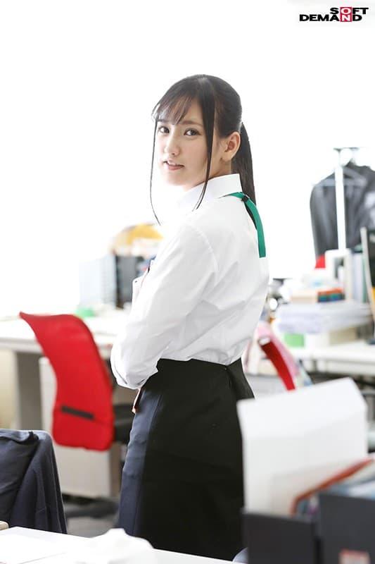 【宮崎リンエロ画像】とっても有能なハーフ女子社員兼AV女優・宮崎リン!