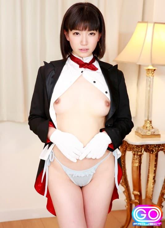 【西原ゆうエロ画像】長身美乳のアスリート系ボディ美少女・西原ゆう!