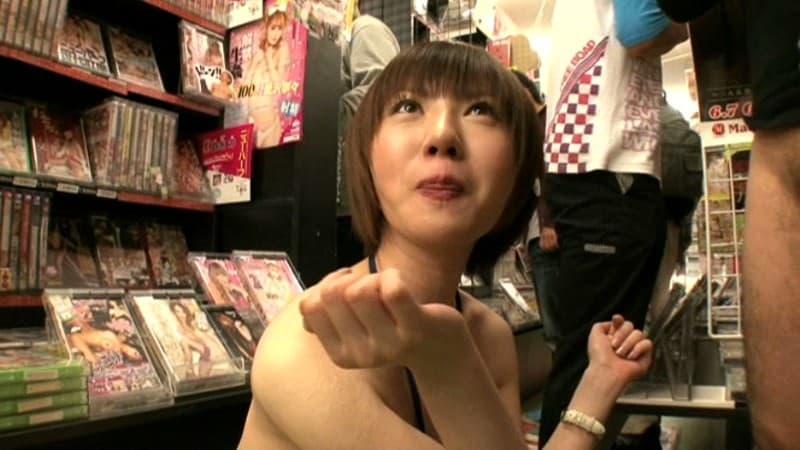 【かなた美緒エロ画像】絶品プロポーションを誇った元アイドル・かなた美緒!
