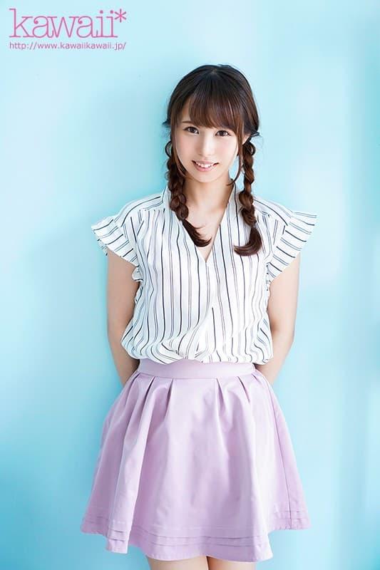 【井上そらエロ画像】ショタ好きらしい素人系美少女・井上そら!