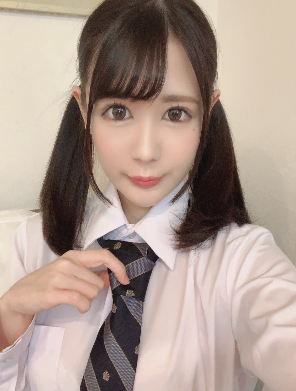 【杏羽かれんエロ画像】今日だけでなく常に可愛くてスケベな美少女・杏羽かれん!