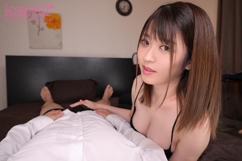 【川村晴エロ画像】バストも見事に実った期待の長身美少女・川村晴!