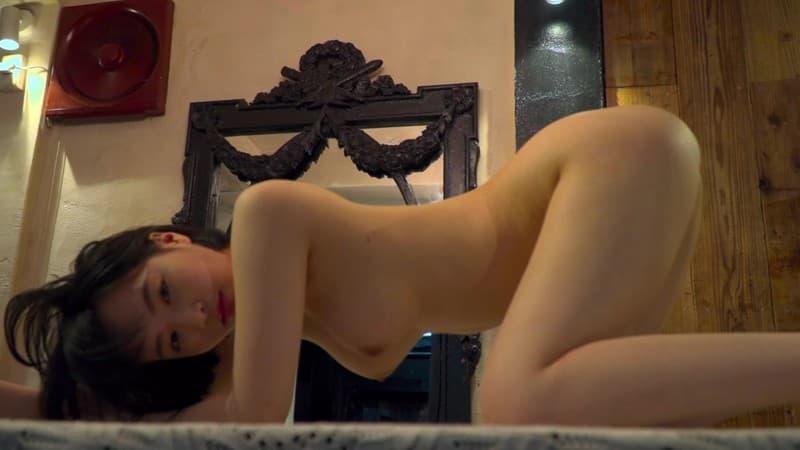 【三宮つばきエロ画像】極細くびれにGカップの美巨乳まで持ってる美女・三宮つばき!