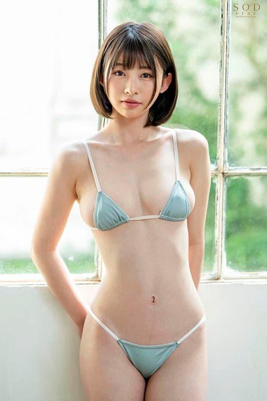 【宮島めいエロ画像】100日限定AVのつもりが戻ってきた極上美少女・宮島めい!