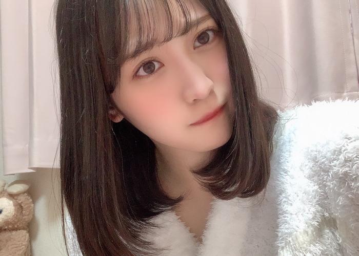バスト成長率豊かな美少女・小野六花エロ画像