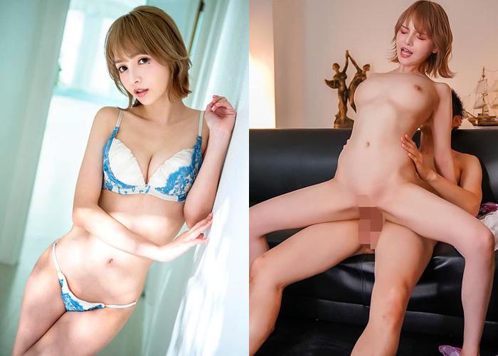 【広瀬りおなエロ画像】童貞大好きな美形フェイスの芸能人・広瀬りおな!