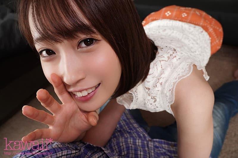 【天然かのんエロ画像】あざと可愛くてキモメン好きな期待の美少女・天然かのん!