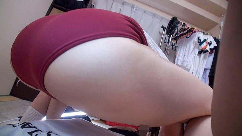 【着尻エロ画像】学生さんはもう履かないけど…コスでは生きてるブルマと女尻!
