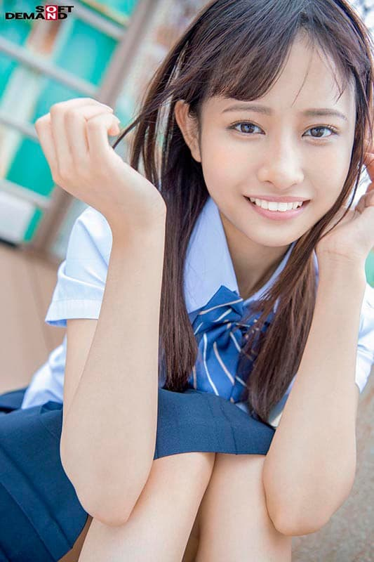【蓮見天エロ画像】可愛く元気でアブノーマル嗜好なハーフ美少女・蓮見天!