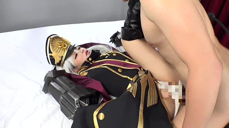 【コスプレエロ画像】ヤるからには衣装のキャラになり切り楽しむコスプレ性交!