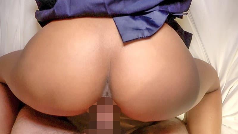 【沙和れもんエロ画像】美巨乳美巨尻に極細くびれな南国の褐色美女・沙和れもん!