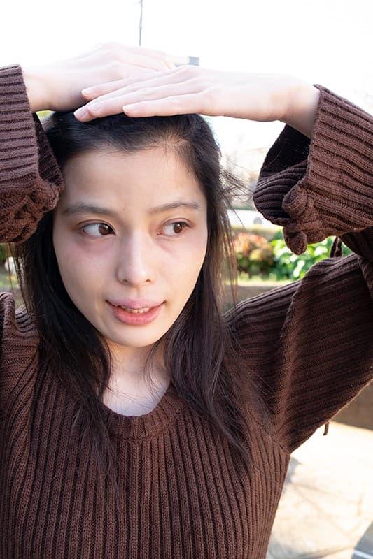 【皆乃せなエロ画像】スレンダーボディの清純系な王道の美少女・皆乃せな!