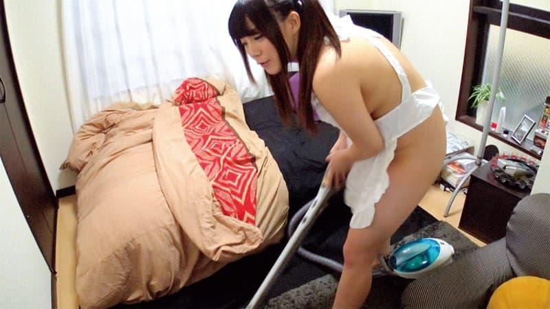【天音ありすエロ画像】ムチムチ巨乳そしてツルマンなキカタン娘・天音ありす!