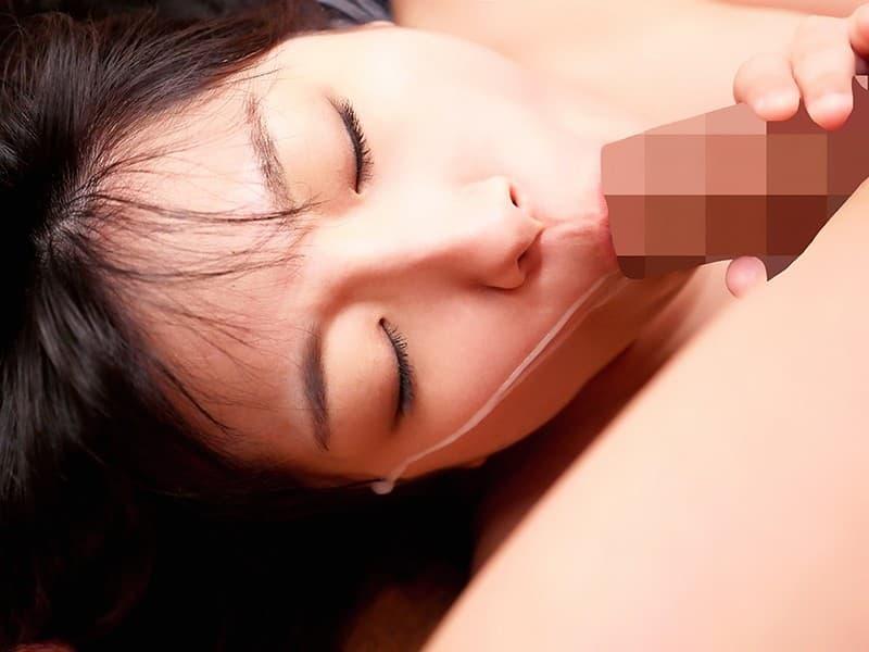 【ぶっかけエロ画像】メイク台無しw美顔を覆い尽くしたザー汁顔射!