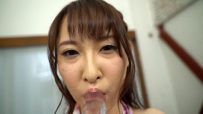 【青山翔エロ画像】欲求不満なアラサー長身エリートCA妻・青山翔!