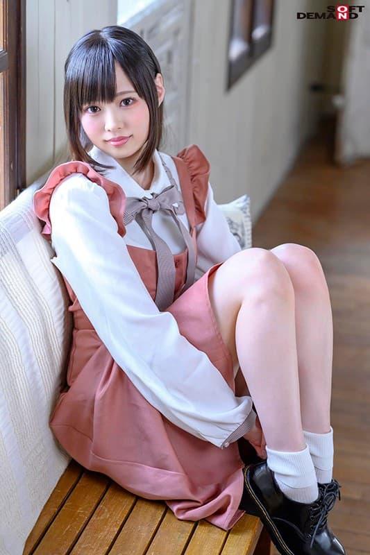 【捧いのりエロ画像】マゾ願望はとても強すぎな貧乳スレンダー美少女・捧いのり!