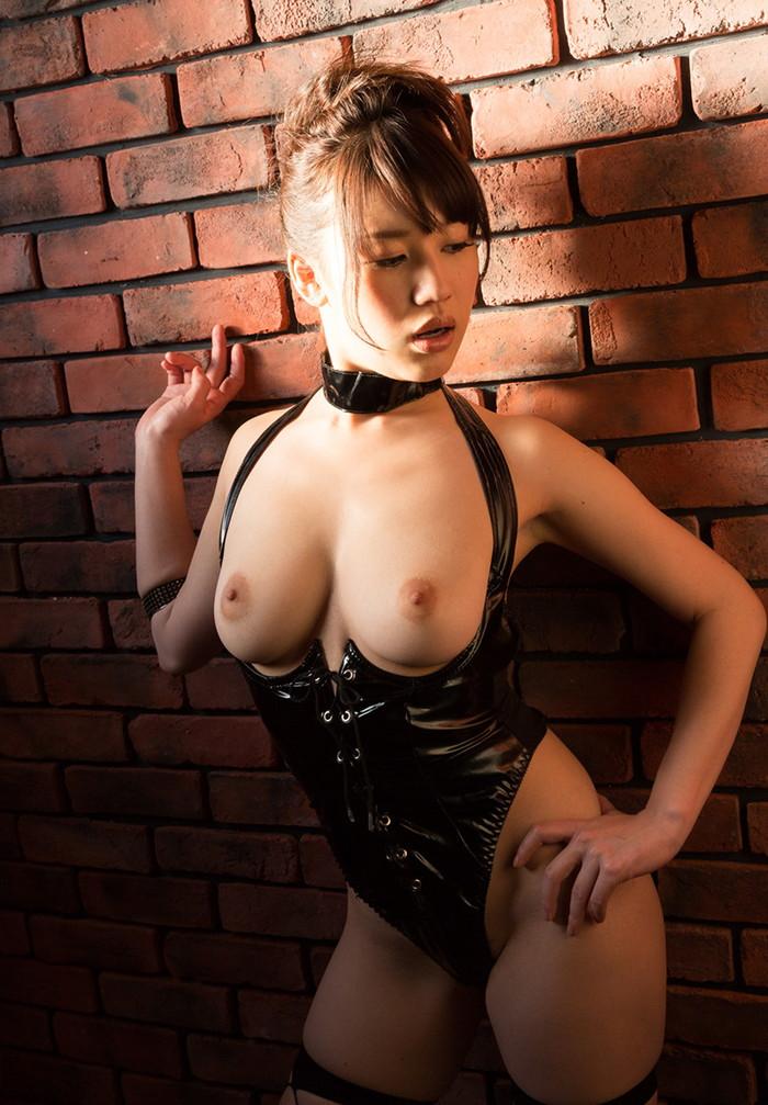 【ボンテージエロ画像】M男クンには堪らないファッション!?ボンテージ特集www 11