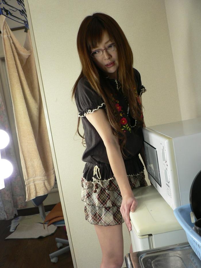【角オナニーエロ画像】オマンコにあたる角の感触が気持ちいい~!www 09
